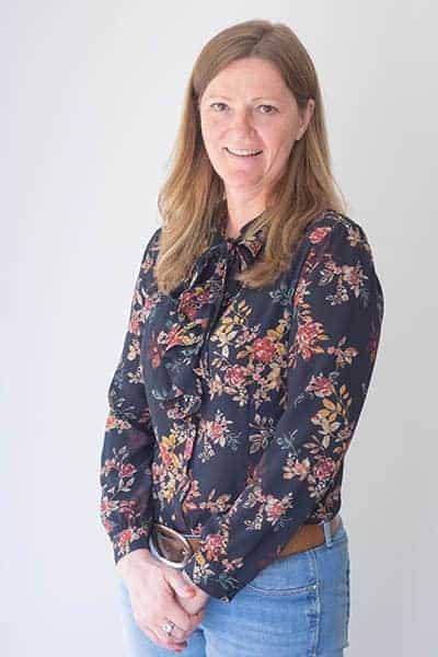 Ann Rogge, Dossierbeheerder bij Warfid Waregem