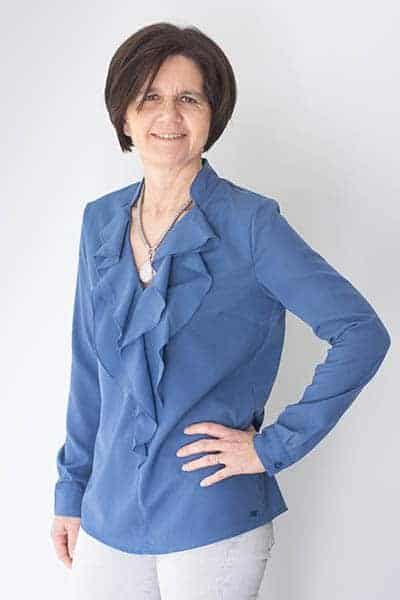 Catherine Ostijn , Administratief medewerker bij Warfid Waregem