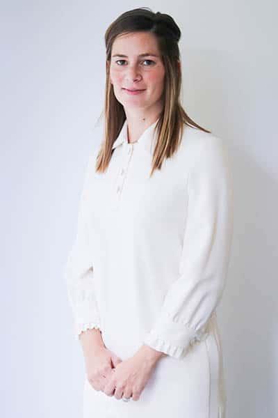 Elise Vercruysse , Jurist-Fiscalist te Warfid Waregem