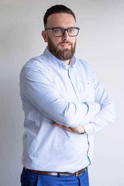 Nils Timmermans, Accountant-belastingconsulent bij Warfid Gent